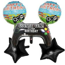 Childrens Kids Party Balloons - Video Games