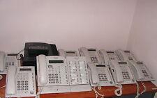 Panasonic PABX KX-TDA30 w/ 9x KX-T7667AL 1x KX-T7630AL 1x KX-T7640 Handsets
