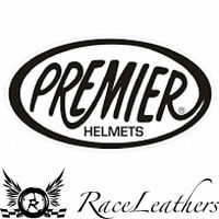 GENUINE PREMIER DARK SMOKE VISOR  TO FIT TROPHY MOTORCYCLE MOTORBIKE HELMETS