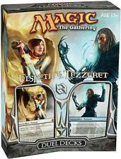 Magic the Gathering MTG - Elspeth vs Tezzeret Factory Sealed Duel Deck