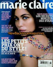 French Marie Claire 4/08,Emmanuelle Beart,April 2008,NEW