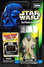 Star Wars Power of the Force POTE SNITKIN (w/Pike & Blaster 1997 Jabba The Hutt)