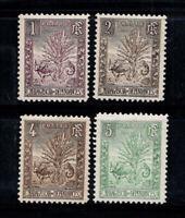 Madagaskar 1903 Yv. 63-66 Ungebraucht * 100% der Reisebaum