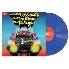 COCCIANTE RINO GAETANO NEW PERIGEO - Q-CONCERT - EP VINILE BLU NUOVO RSD 2020