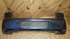 Original VW Golf 6 VI Stoßstange 5K hinten blau 5K6 807 421 #121A7