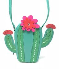 Kate Spade New Horizons Cactus Crossbody Lizard Green Bag WKRU5325 $249
