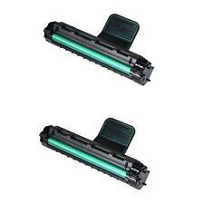 2x Toner compatible para Samsung ML-1610 Ml-2010 SCX-4521 F Dell1100 Dell1110