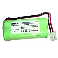 Hqrp Batterie Téléphone sans Fil pour At&t EL52201 EL52251 EL52301 EL52351