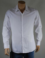 chemise blanche homme NUDIE JEANS CO taille XL