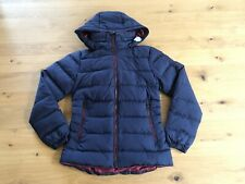 Aigle Rigdown Short Puffer Jacket - Navy - Small - Removable Hood - RRP £259.95