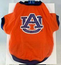 (NCAA) Auburn University Tigers T-Shirt/Shirt (Pet, Dog) - Large
