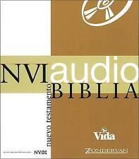 NVI Audio Nuevo Testamento En CD by Vida Publishers (CD-Audio, 2004)
