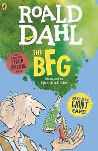 The BFG by Roald Dahl (Paperback, 2016) puffin books