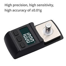 Digital Turntable Stylus Force Scale Gauge for Tonearm Phono Cartridge 0.01g