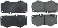 Disc Brake Pad Set-Posi-Quiet Metallic Disc Brake Pad with Shims-Preferred Front