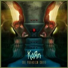 KORN - THE PARADIGM SHIFT (DELUXE EDT.)  CD + DVD NEU