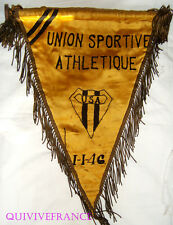 FANION FOOTBALL CLUB USA UNION SPORTIVE AUMALE 1946 - ALGERIE FRANÇAISE