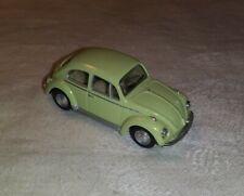 Hongwell Cararama VW Volkswagen Beetle Seafoam Green Bug 1:72