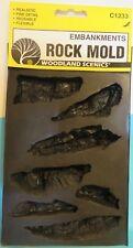 Woodland Scenics Rock Mold  Strata Stone C1233