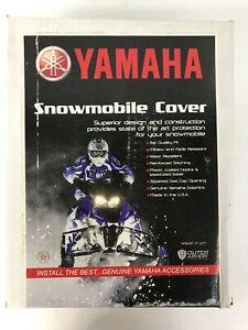 Yamaha SR Viper Snowmobile Cover SMA-Cover-87-10 L-TX/X-TX CU