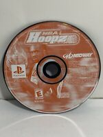 NBA Hoopz PS1 Sony PlayStation 1 game Disc Only Good Used Condition