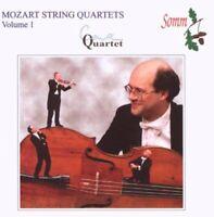 olfgang Amadeus Mozart - Mozart String Quartets [CD]