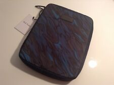 BNWT 100% Auth Paul Smith, 2 In 1 Mens Organizer & iPad Case. RRP £125.00