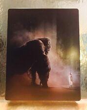 STEELBOOK Blu-ray Kong Kong [ Bluray+ DVD + Bluray Disc Bonus   ]