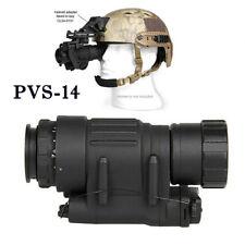 Nachtsichtgerät IR Nachtsicht Fernrohr Monokular Jagd Wargame 200m Sichtweite