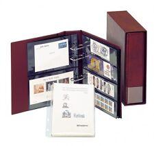 Lindner Sonderartikel Multi collect Ringbinder 1300 weinrot o.Kassette (1300 S)