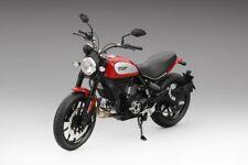 2015 Ducati Scrambler Icon Rosso Ducati by TSM Diecast Model