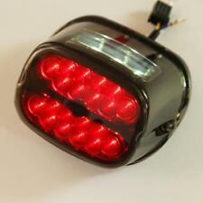 Smoke LED Tail Brake Rear Light For Harley Davidson CVO Dyna Fat Bob FXDFSE USA