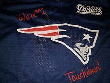 New England Patriots women's sexy mesh shirt size small