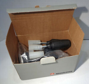 Manfrotto 804RC2 Basic Pan Tilt Head with Quick Lock! NEW!