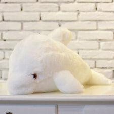 Cute Design Dolphin Glow Led Pillow Light Soft Cushion Gift Home Plush Children