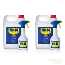 WD40-5LX2 - WD40 5 LITRE PACK INCLUDES SPRAYER [CASE OF 2]