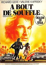 BF39899 a bout de souffle richard gere   movie stars music