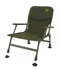 Rod Hutchinson Guest Chair NEW Carp Fishing Compact Low Chair