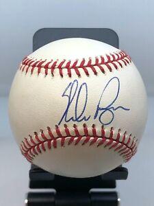 Nolan Ryan Signed Baseball JSA COA!