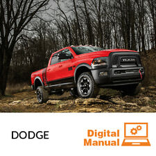 Dodge Truck - Service and Repair Manual 30 Day Online Access