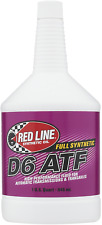 Red Line Synthetic D6 ATF 1 US Quart (946ml)