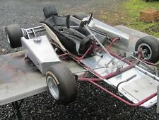 70's Vintage Lay Down Enduro Racing Go Kart - excellent condition