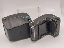 Lot Of 2 Well Used - Kowa Six Super 66 Camera 120 Roll Film Back - Untested