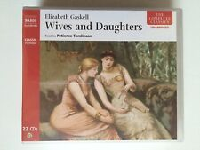 Wives And Daughters by Elizabeth Gaskell (2010, Unabridged, audio CD) (eb1)