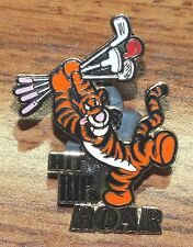 "Disney Tigger ""Hit Rip & Roar"" From Winnie the Pooh Collectible 02' Pin / Brooch"