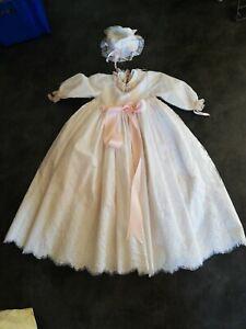 Robe Bapteme Dans Robes Pour Fille De 0a 24 Mois Ebay