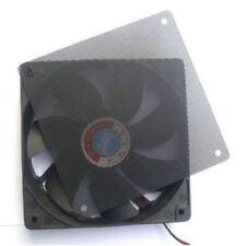 10X Computer PC Dustproof Cooler Fan Case Cover Dust Filter Mesh 120mm #HA2