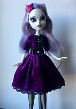 Veloure Lace Dress For Monster High doll!