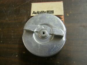 NOS OEM Ford 1950 Lincoln Gas Tank Fuel Cap