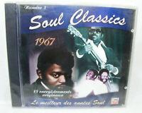 Soul Classics 1967 N°3 NEUF sous BLISTER Le meilleur des années Soul CD Time Lif